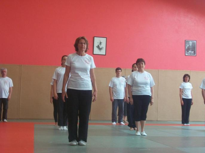 PORTES OUVERTES DEMO QI GONG 2009