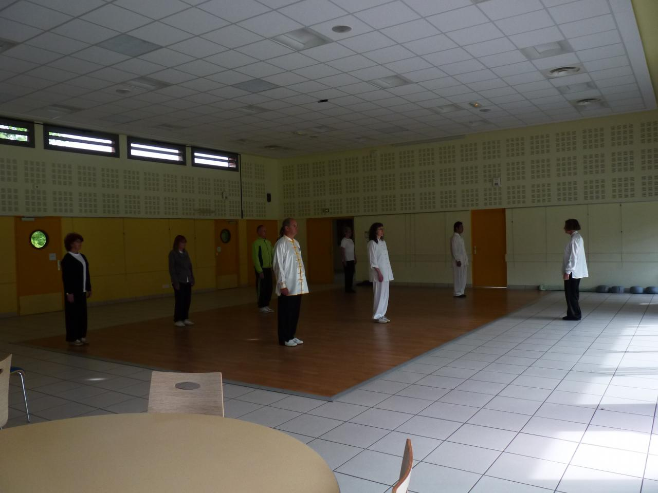STAGE QI GONG 2 SEVRES ANXAUMONT 2014